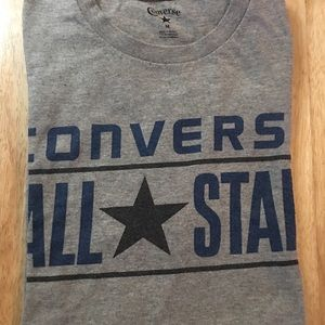 Converse gray tshirt